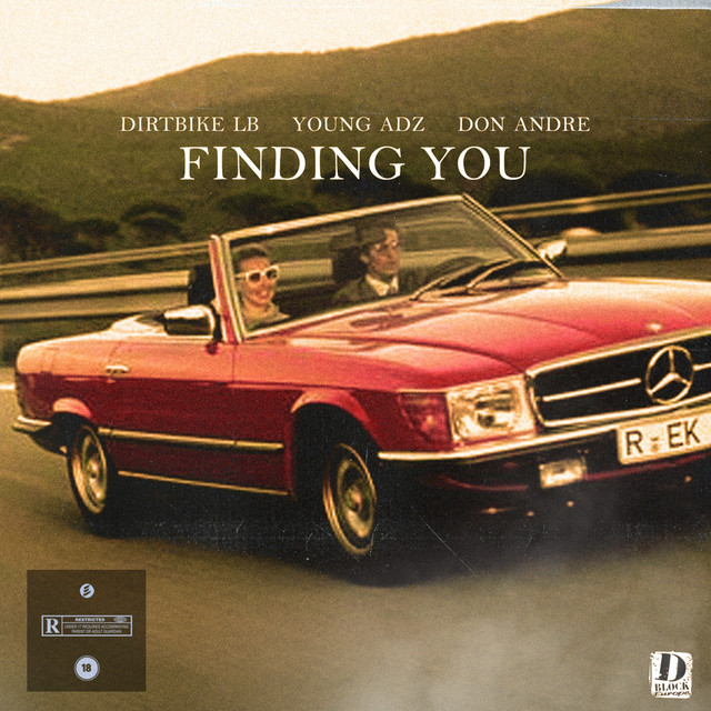 Finding You (feat. Young Adz, Dirtbike Lb & Don Andre)