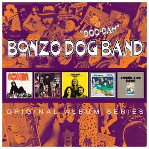 The Bonzo Dog Band Hunting Tigers Out In India - 2007 Remastered Version cover