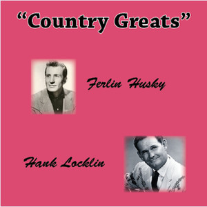 Ferlin Husky, Hank Locklin Gone cover