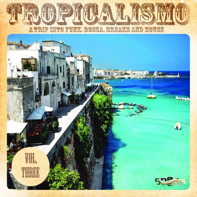 Tropicalismo, Vol. 3 Albumcover