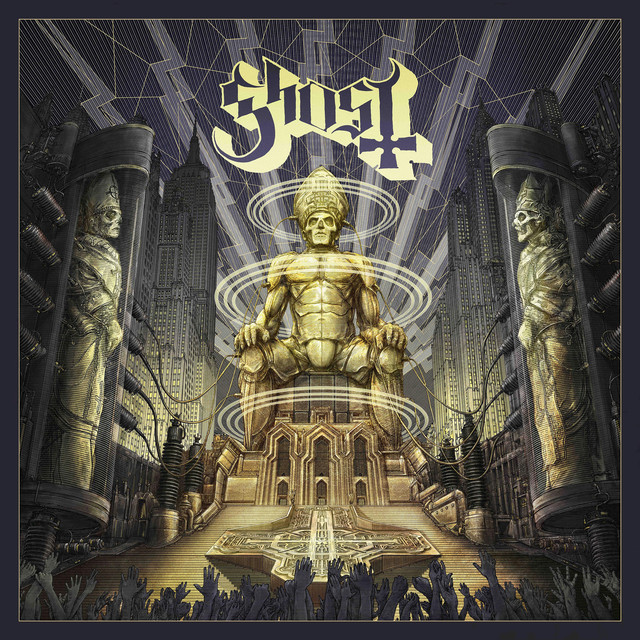 Album cover for Ceremony And Devotion by Ghost B.C.