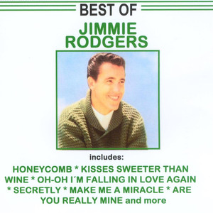 Jimmie Rodgers Secretly cover