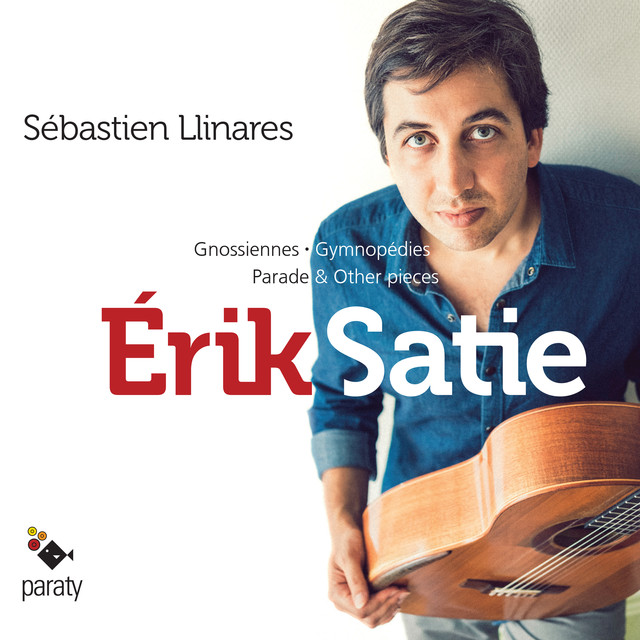 Érik Satie: Gnossiennes, Gymnopédies, Parade & Other Pieces