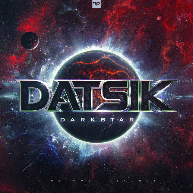 Album cover for Darkstar by Datsik