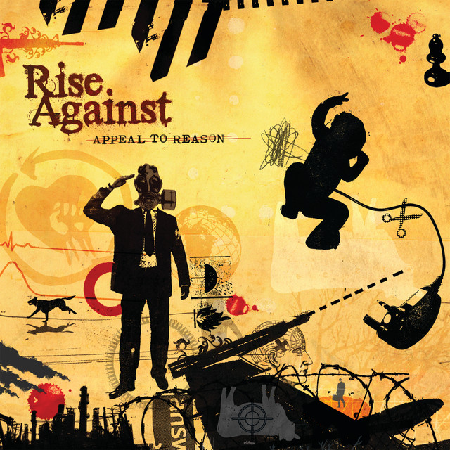 Rise Against Appeal to Reason album cover