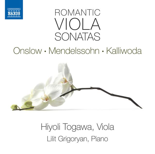 Romantic Viola Sonatas