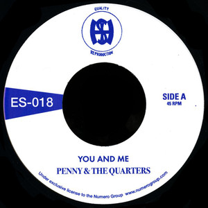 Penny & the Quarters EP - Penny And The Quarters