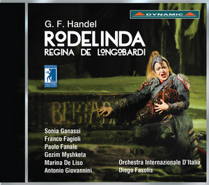 Handel: Rodelinda, HWV 19 (Live) Albümü