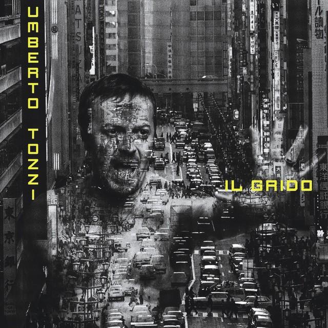 Il grido Albumcover