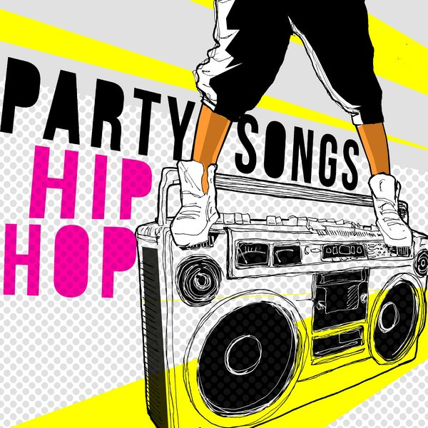 25 Hip Hop Song: Party Songs - Hip Hop Album By Various Artists