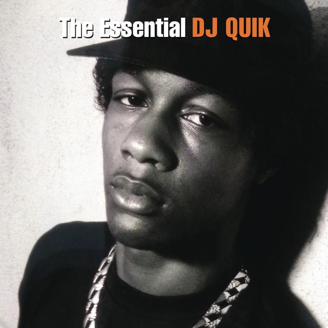 DJ Quik The Essential DJ Quik album cover