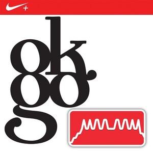OK Go / Nike+ Treadmill Workout Mix Albumcover