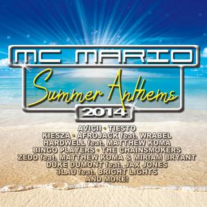 Summer Anthems 2014 album
