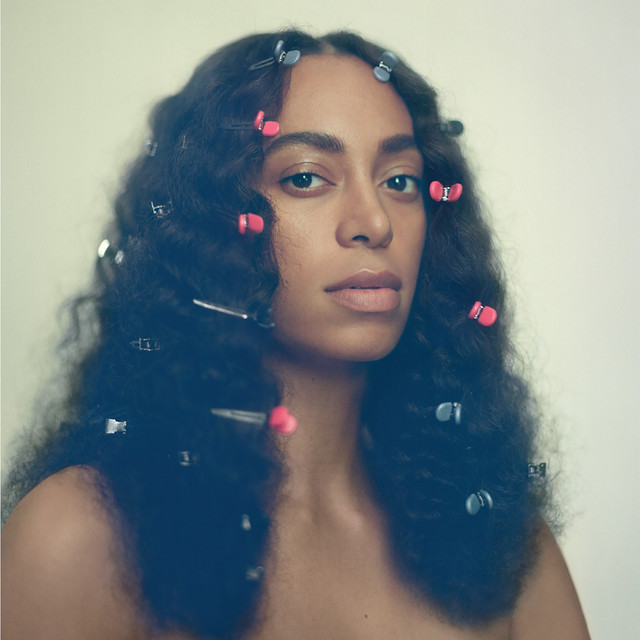 Album cover for A Seat at the Table by Solange