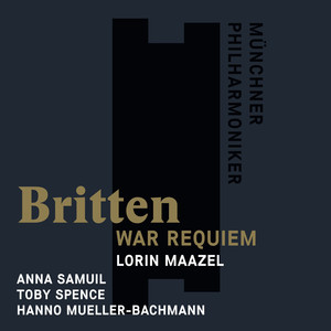 Britten: War Requiem album
