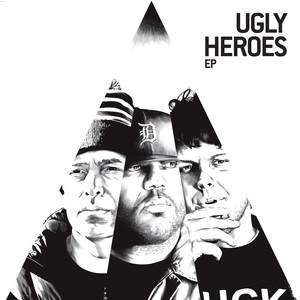 Ugly Heroes - EP Albumcover