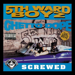 Ghetto Dope (Screwed) album