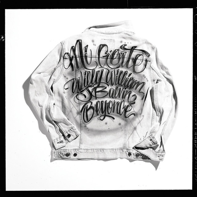 Album cover for Mi Gente Feat. Beyoncé by J Balvin, Willy William