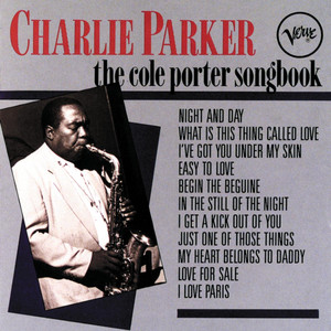 Charlie Parker What Is This Thing Called Love cover