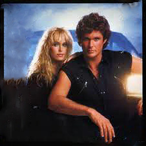 David Hasselhoff, Catherine Hickland Let It Be Me cover