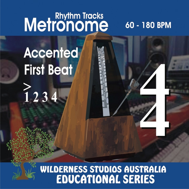 Metronome - Accented First Beat 4/4 Time by Paul Kenny on