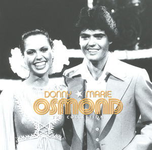Donny Osmond, Marie Osmond Ain't Nothing Like The Real Thing cover