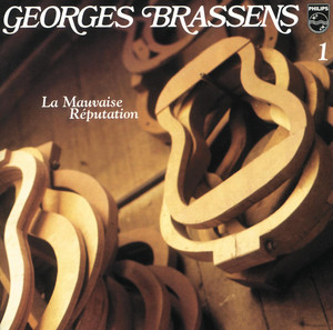 La Mauvaise Reputation-Volume 1 - Georges Brassens