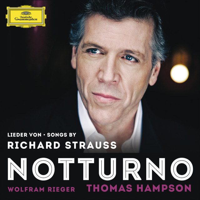 Songs By Richard Strauss - Notturno