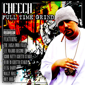 Full Time Grind - Blazelazy Albumcover