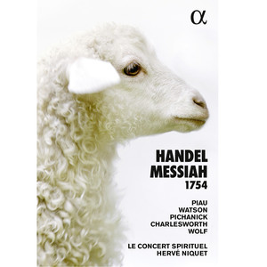 Handel: Messiah, HWV 56 (1754) Albümü