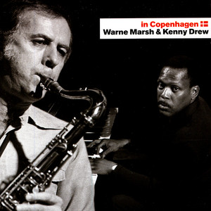 Warne Marsh, Kenny Drew Easy to Love cover