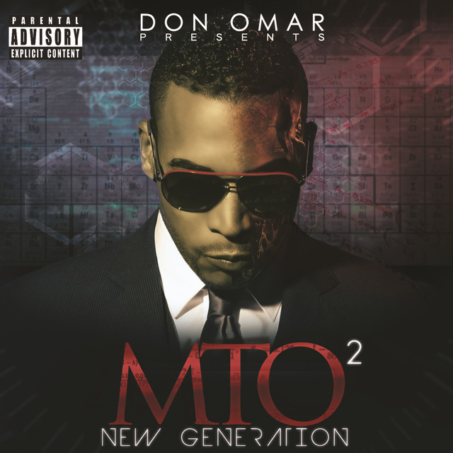 Don Omar album cover