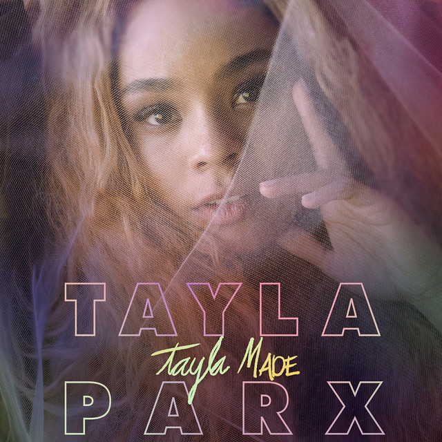 Album cover for Tayla Made by Tayla Parx