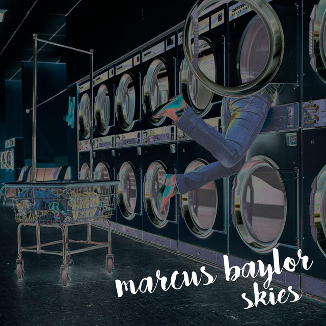 Album cover for Skies by Marcus Baylor