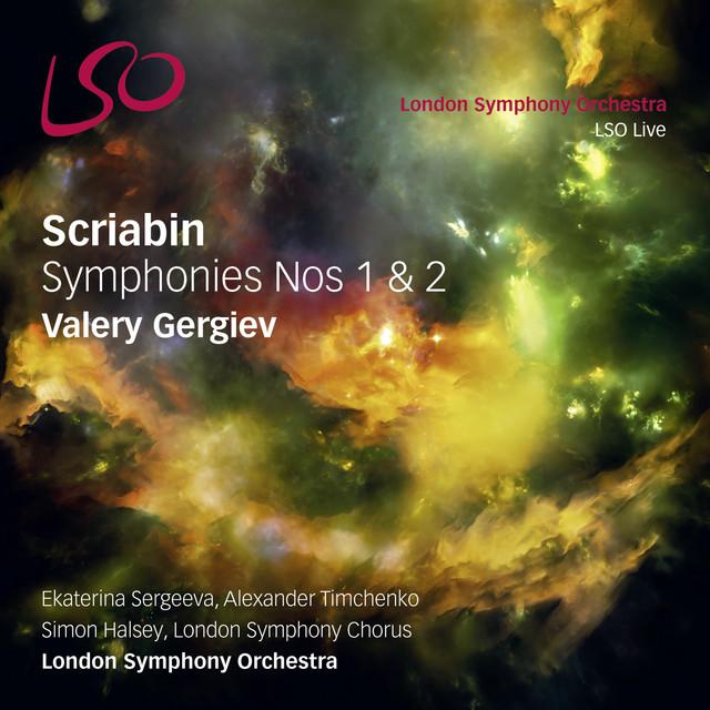 Scriabin: Symphonies Nos 1 & 2