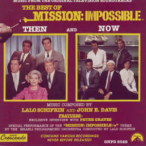 The Best of Mission: Impossible  - Lalo Schifrin