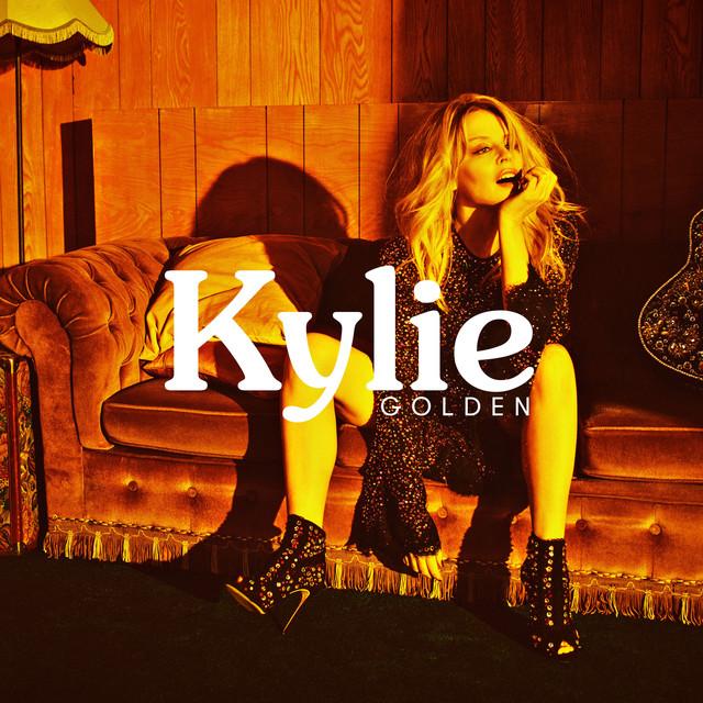 Kylie Minogue Golden album cover