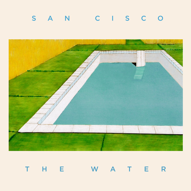 Album cover for The Water by San Cisco