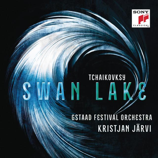 Tchaikovsky: Swan Lake Ballet Music Albumcover