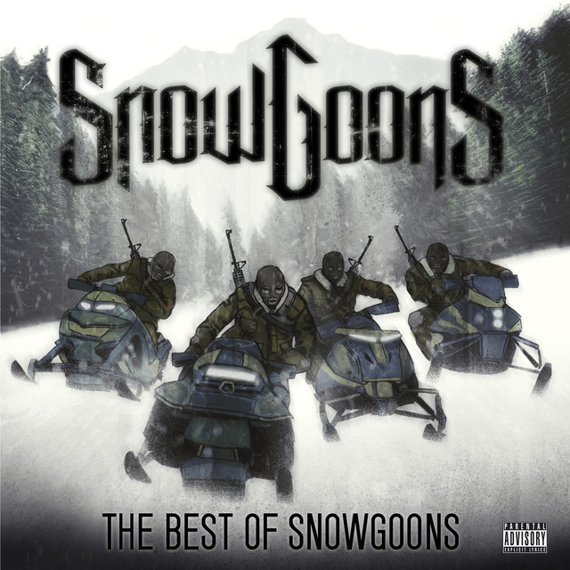The Best of Snowgoons Albumcover