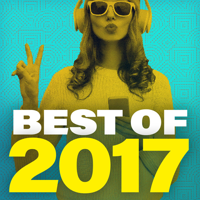 Album cover for Best Of 2017 by Various Artists