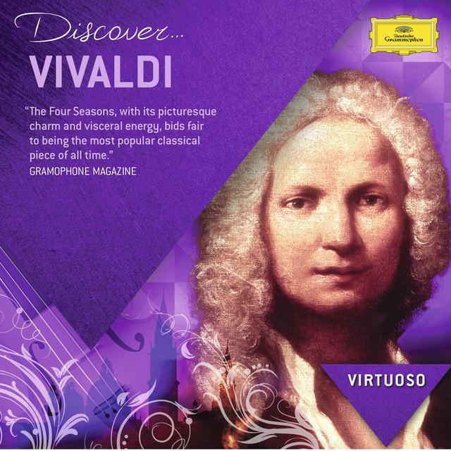 Discover Vivaldi Albumcover