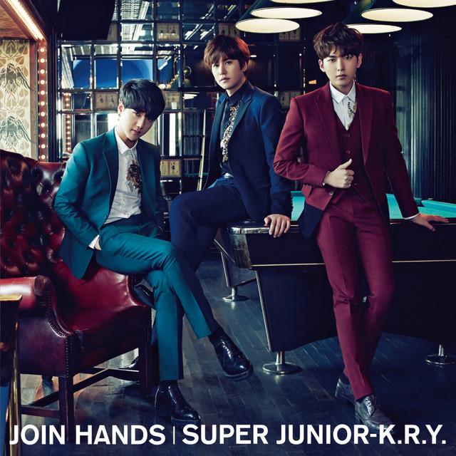 SUPER JUNIOR-K.R.Y.のライブの画像