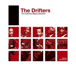 Definitive Soul: The Drifters Albumcover