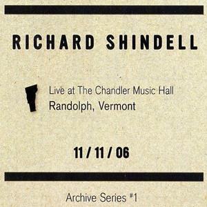 Live at the Chandler Music Hall Randoph Vermont 11/11/06 album