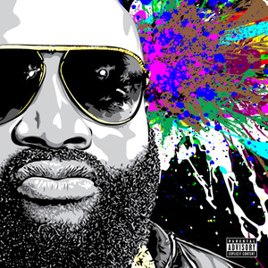 Rick Ross, Meek Mill Walkin' On Air cover