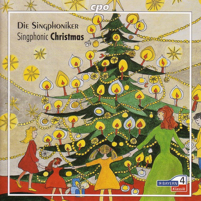 Christmas Songs From Europe Albumcover
