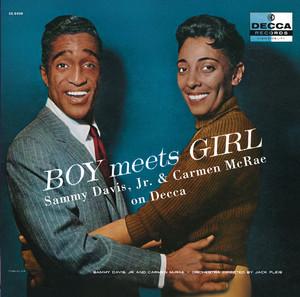 Sammy Davis Jr. You're The Top cover