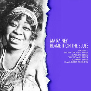 Blame It On The Blues album