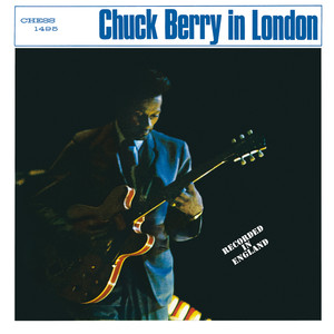 Chuck Berry In London Albumcover